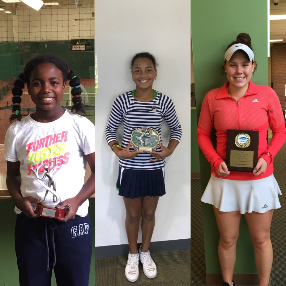 Girls' Winners Collage