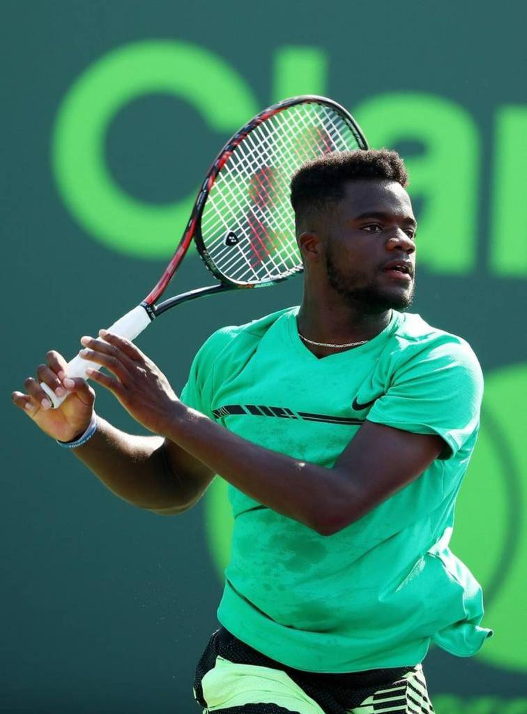 Tiafoe Miami Thursday